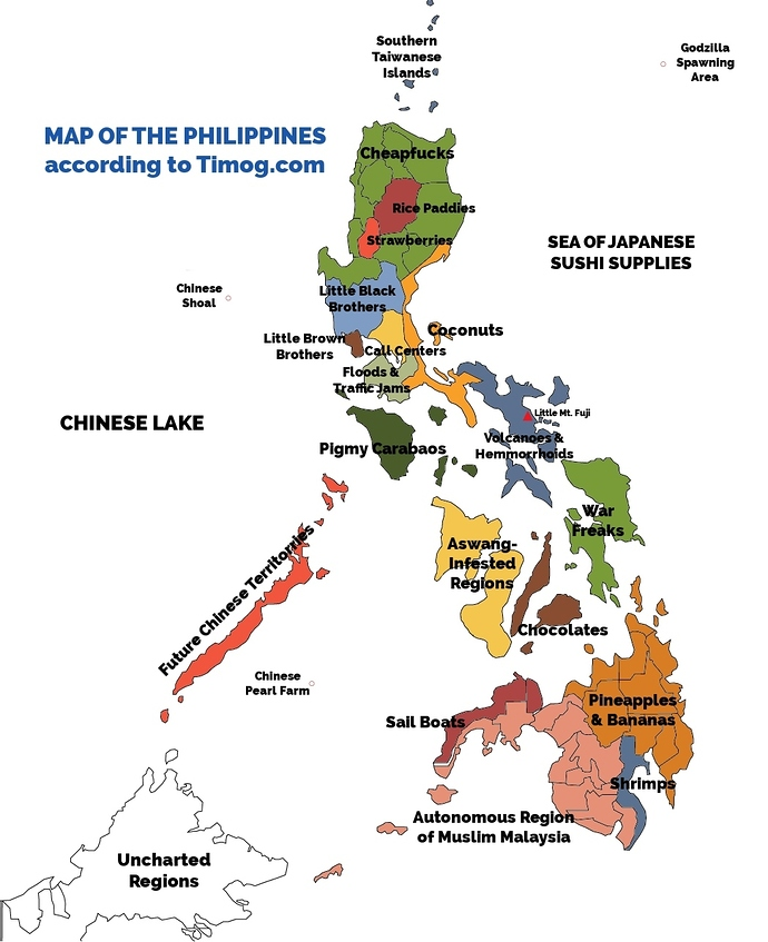 provinces of the philippines and timothy List of provinces in the philippines - the territory of the philippinens are divided into regions and within each region are the provinces:  provinces - these provinces are subdivided into cities, municipalities, and barangays.