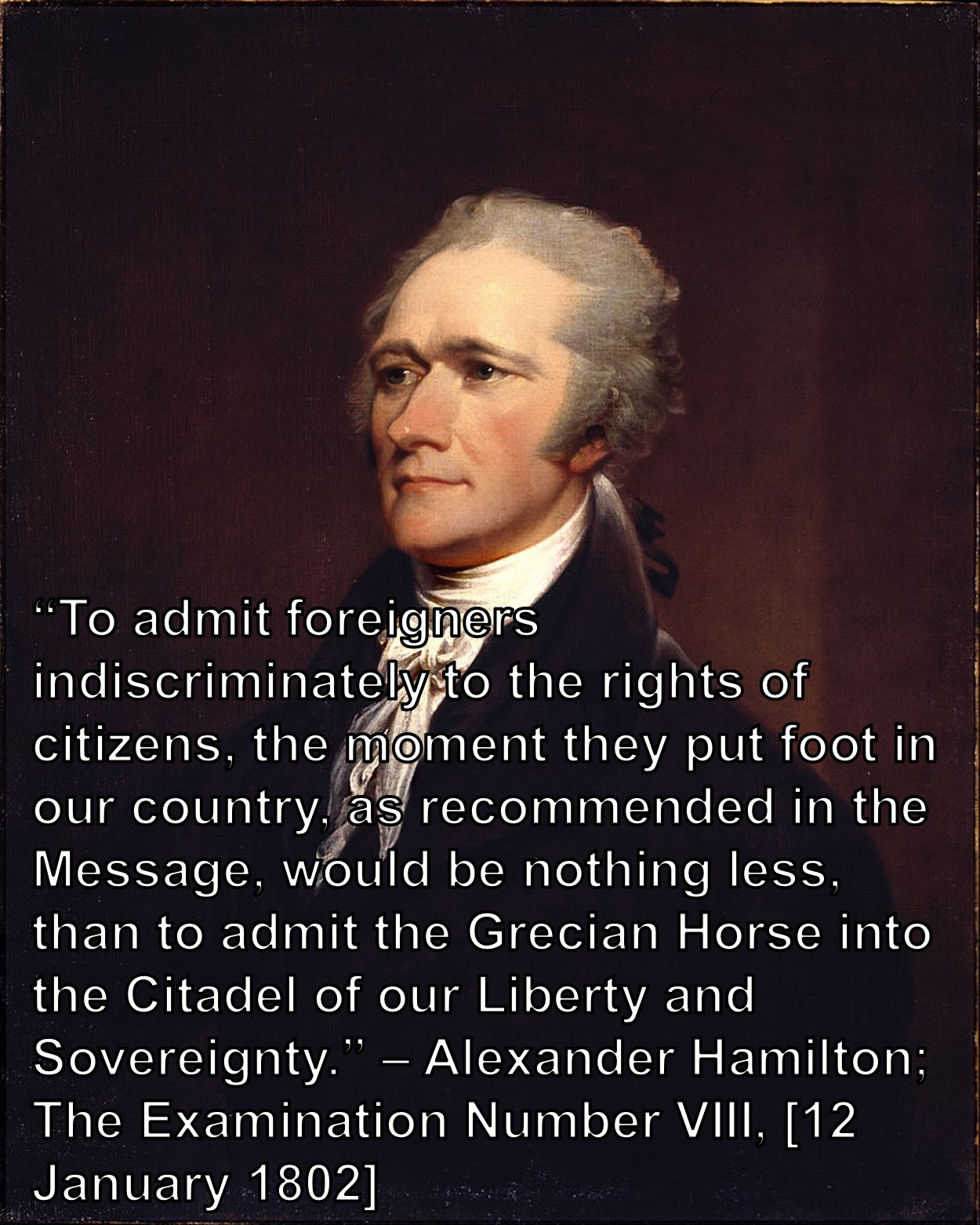 alexander hamilton s political beliefs Was alexander hamilton, one of the most consequential of the american founders, actually an early version of a modern progressive one could entertain such a suspicion on the basis of some of today's political discourse.