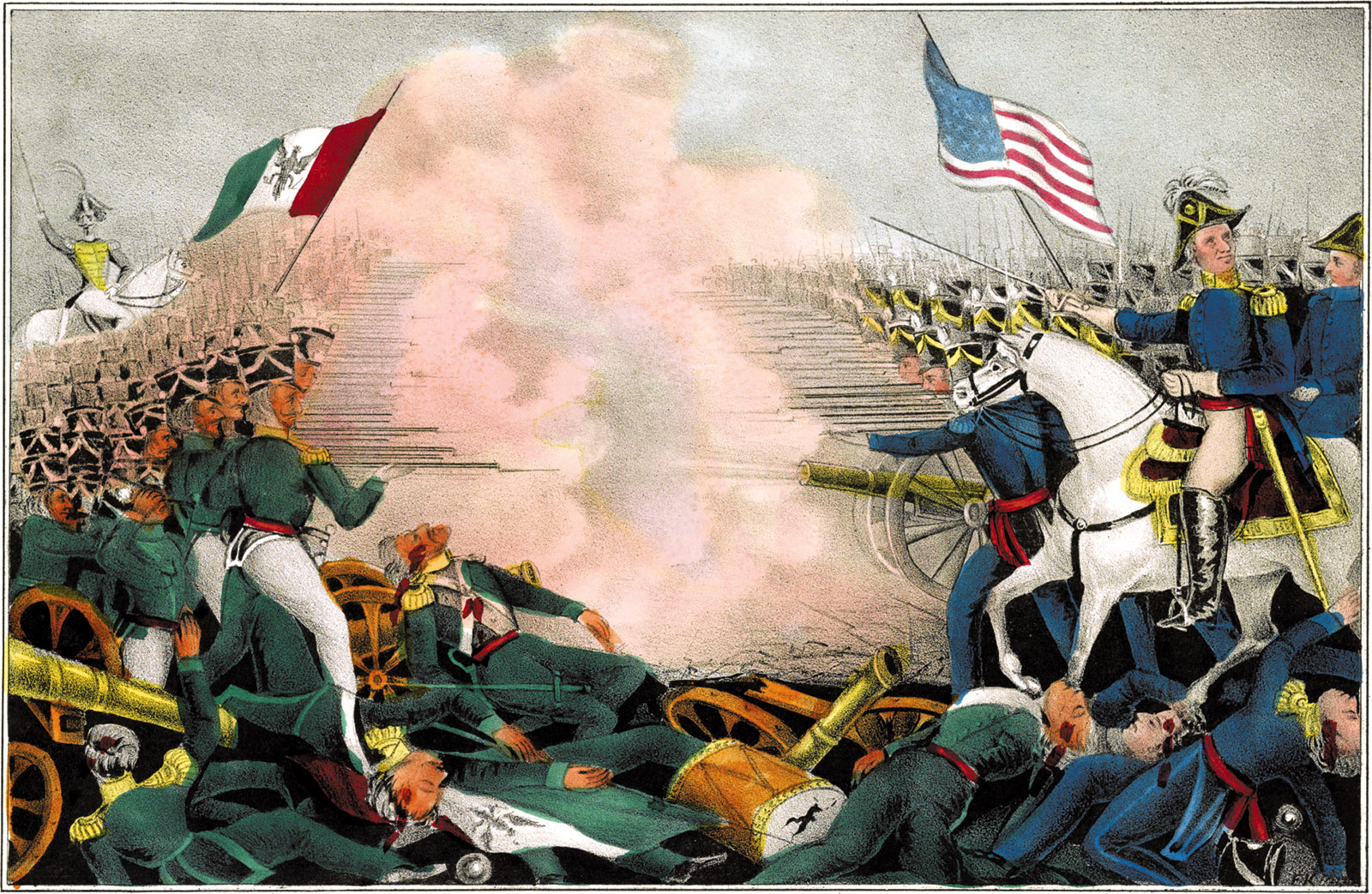 a short review of the mexican american war A quick review of everything you need to know about the mexican-american war for the apush exam want to download the powerpoint or fill-in-the-blanks guide for this video.