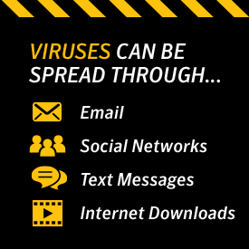 understanding computer virus and how to avoid them A computer virus can really be annoying: it can cause your desktop or laptop to become real slow it can make you experience pc freezing from time to time it can even eat up your files to find out not only how to eliminate them but also how to avoid computer viruses, read the information below, as.
